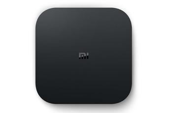 Passerelle multimédia Xiaomi Mi Box S 4K UHD Noir Application Disney + intégrée