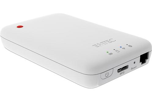 Disque dur réseau 500Go WiFi USB 3.0 Emtec