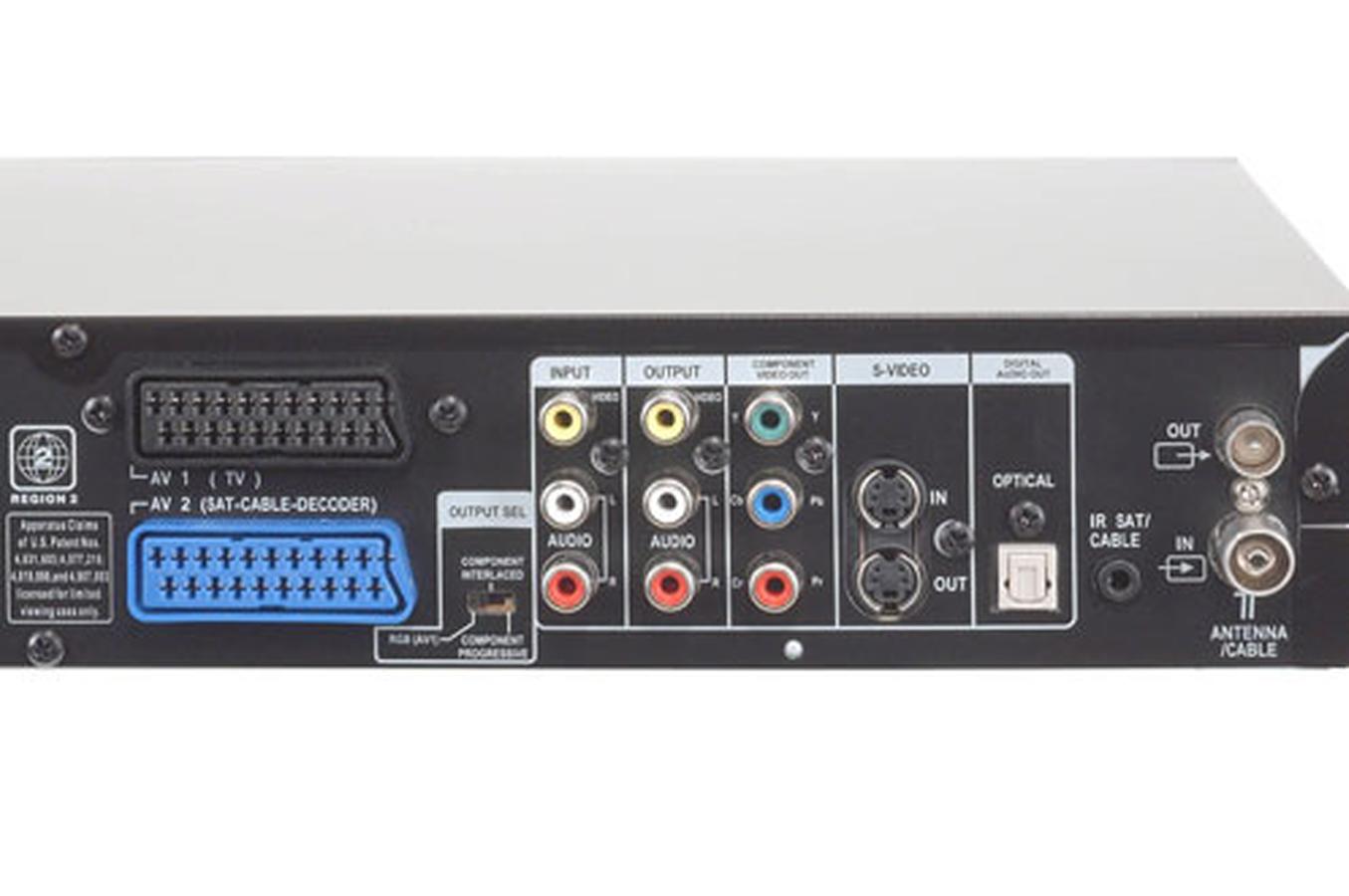 enregistreur dvd enregistreur disque dur thomson dth8640e