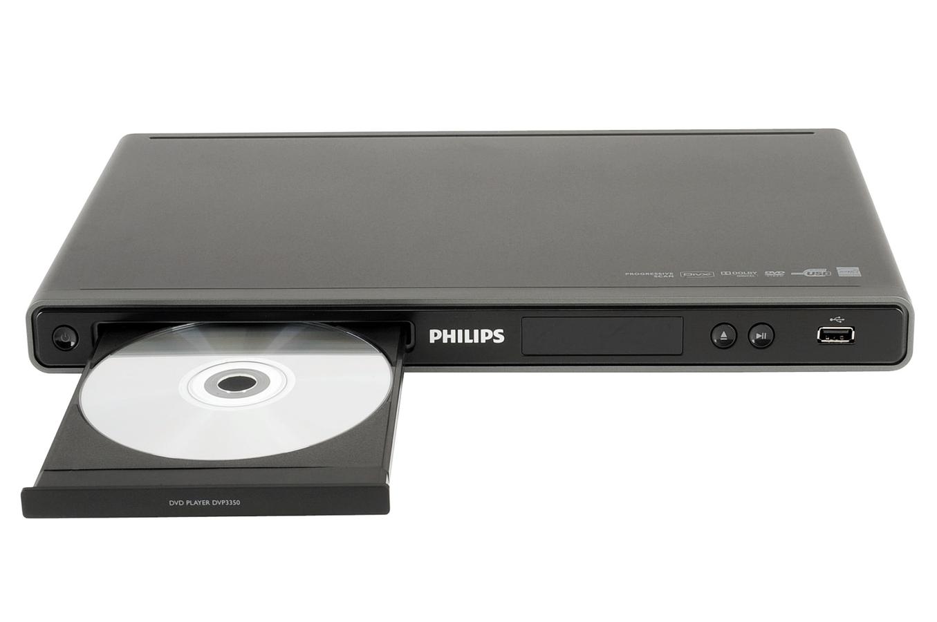 Lecteur dvd philips dvp3350 2850508 darty - Est ce qu un lecteur blu ray lit les dvd ...