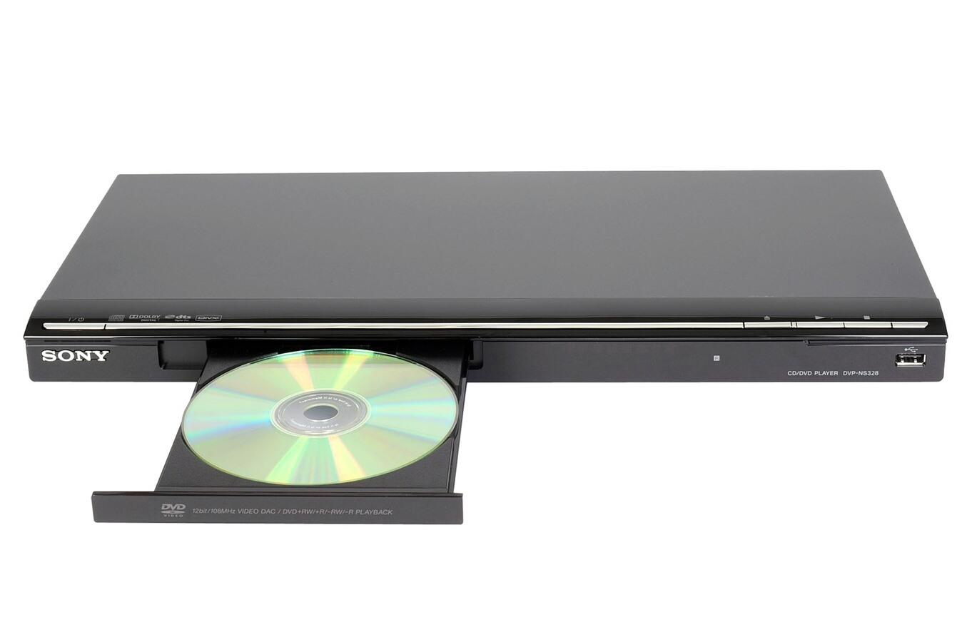 Lecteur dvd sony dvp ns328 dvpns328b 3075796 darty - Est ce qu un lecteur blu ray lit les dvd ...