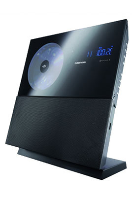 cha ne micro grundig cds 7000 mp3 noir cds7000 3084469. Black Bedroom Furniture Sets. Home Design Ideas
