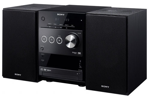 Chaîne micro Sony CMT DX400 CMTDX400 (3217809)