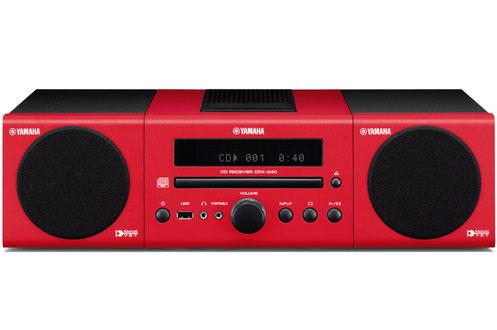 Yamaha MCR-040 ROUGE