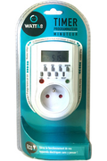 Alimentation électrique Watt&co PROGRAMMATEUR DIGITAL WMP1
