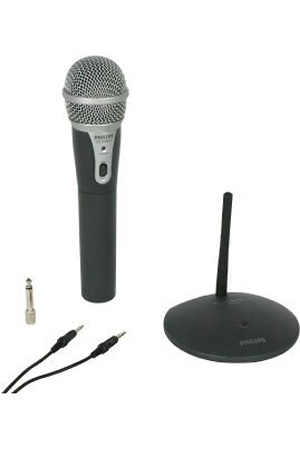 microphone philips micro mc 8650 darty. Black Bedroom Furniture Sets. Home Design Ideas