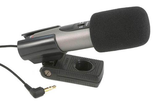 Microphone stéréo à condensateur electret Enregistrement numérique Angle de directivité à 90 ou 120 degrés Design de forme triangulaire, s'adaptant parfaitement à votre main
