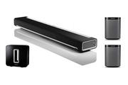 Sonos PLAYBAR + SUB + PLAY1 X2