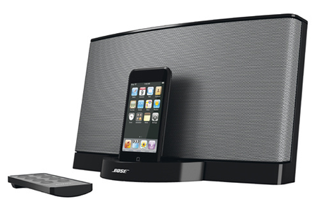 station d 39 accueil bose sounddock serie ii noir darty. Black Bedroom Furniture Sets. Home Design Ideas