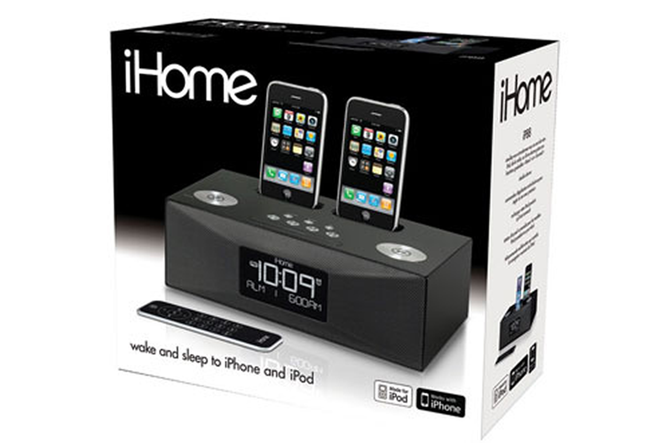 station d 39 accueil ihome ip88 ip88 1224379 darty. Black Bedroom Furniture Sets. Home Design Ideas