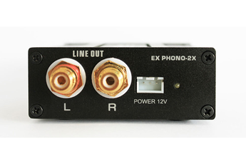 Amplificateur EX PHONO 2X Bc Acoustique