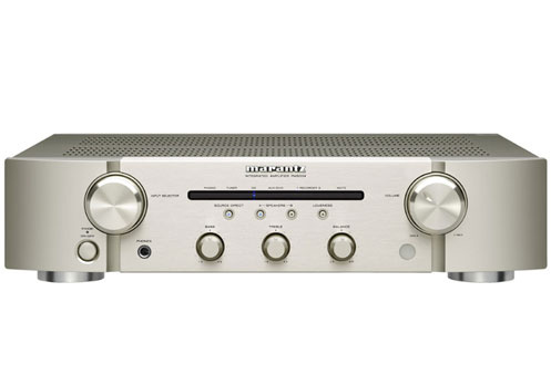 Amplificateur PM5004 SILVER GOLD Marantz