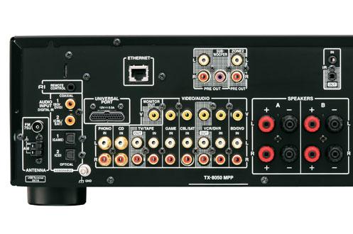 Onkyo TX-8050 NOIR