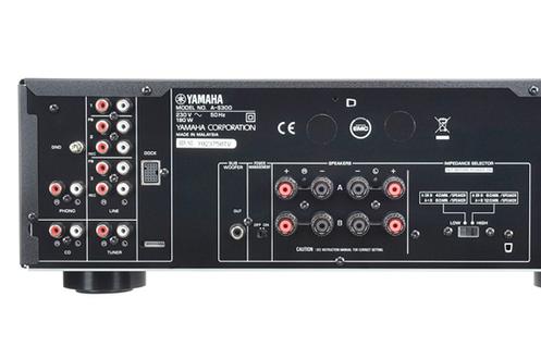 Yamaha A-S300 NOIR