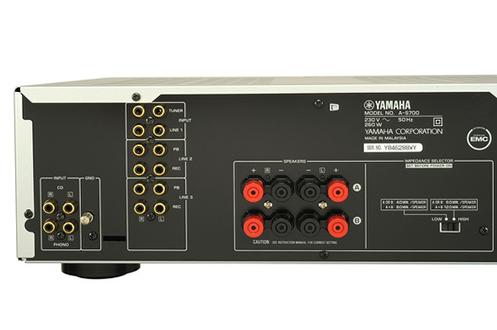 amplificateur yamaha a s700 silver as700 2783800. Black Bedroom Furniture Sets. Home Design Ideas