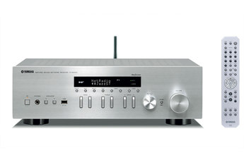 Amplificateur MUSICCAST RN402 SILVER Yamaha
