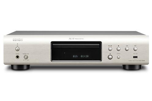 Platine 1 CD compatible MP3/WMA/CD-R/CD-RW Mécanisme de lecture central Sortie numérique optique Port USB Host en façade