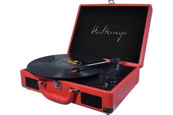 Platine disque H.TURN RED Halterrego