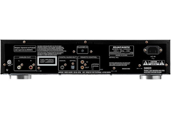 Lecteur CD Marantz CD5004 SILVER GOLD