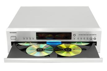 Lecteur CD DX-C390 ARGENT Onkyo