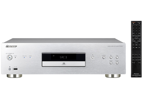 Lecteur CD Pioneer PD50 S SILVER