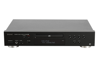Lecteur CD CD-P650 NOIR Teac