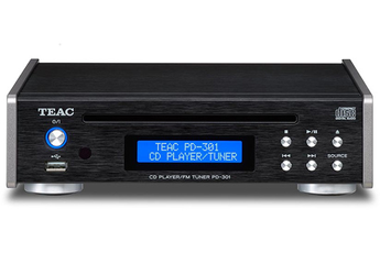 Lecteur CD PD301 BLACK Teac