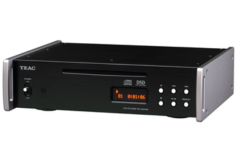 Lecteur CD PD501HR BLACK Teac