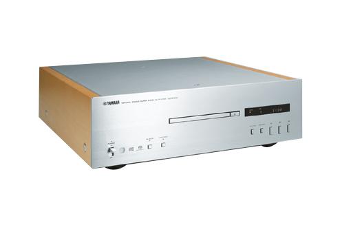Yamaha CD-S1000 SILVER