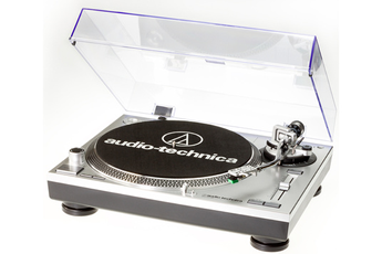 Platine disque AT-LP120-USB Audio Technica
