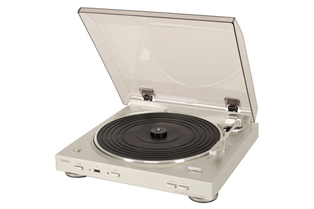 Platine vinyle denon dp 200usb argent dp 200 usb silver darty - Cuisine platine but ...