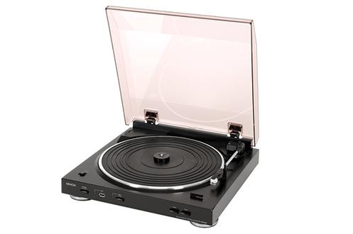 Platine disque DP-200USB NOIR Denon