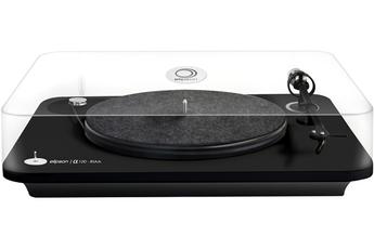 Platine disque ALPHA100 RIAA BLACK Elipson