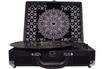 Platine disque H.TURN II BLACK&TRIBAL Halterrego