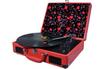 Platine disque H.TURN II RED&FLOWERS Halterrego