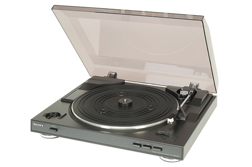 Platine disque PS-LX300 NOIR Sony