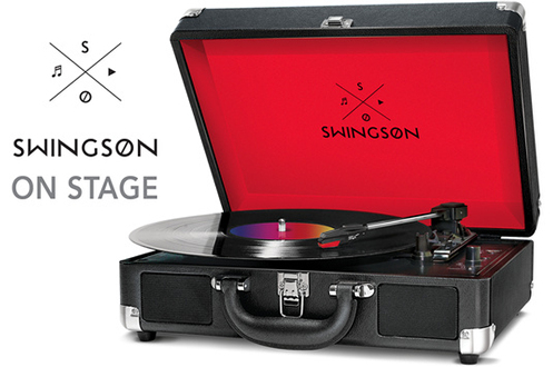 Platine vinyle ON STAGE Swingson