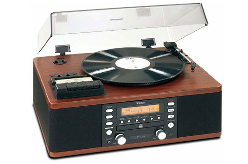 platine disque teac lp r500 bois lpr500 3280128 darty. Black Bedroom Furniture Sets. Home Design Ideas