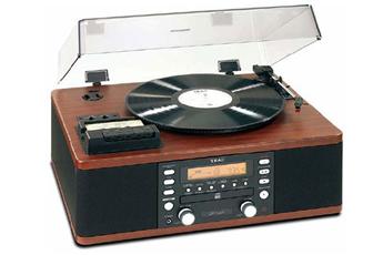 Platine disque LP-R500 BOIS Teac