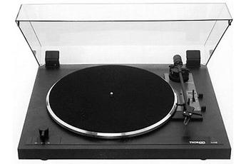 Platine disque TD 170-1 NOIR Thorens