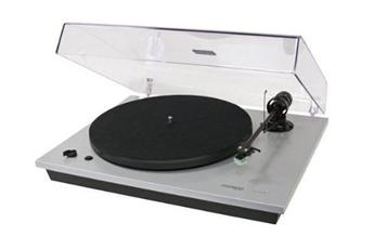 Platine disque TD 295 MKIV ARGENT Thorens