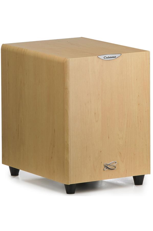 caisson de basses cabasse orion mt31 erable 3619109 darty. Black Bedroom Furniture Sets. Home Design Ideas