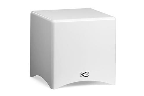caisson de basses cabasse santorin 21 m2 blanc 3695700. Black Bedroom Furniture Sets. Home Design Ideas