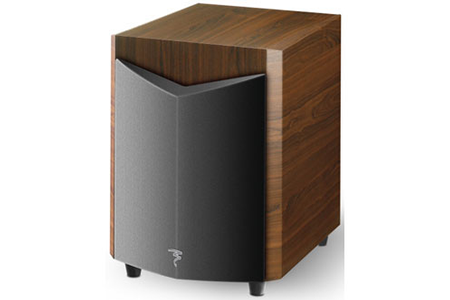 caisson de basses focal chorus sw700v wenge darty. Black Bedroom Furniture Sets. Home Design Ideas