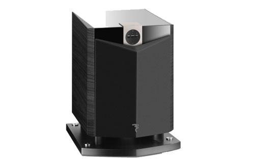 caisson de basses focal chorus sw800v ebony 3651312. Black Bedroom Furniture Sets. Home Design Ideas