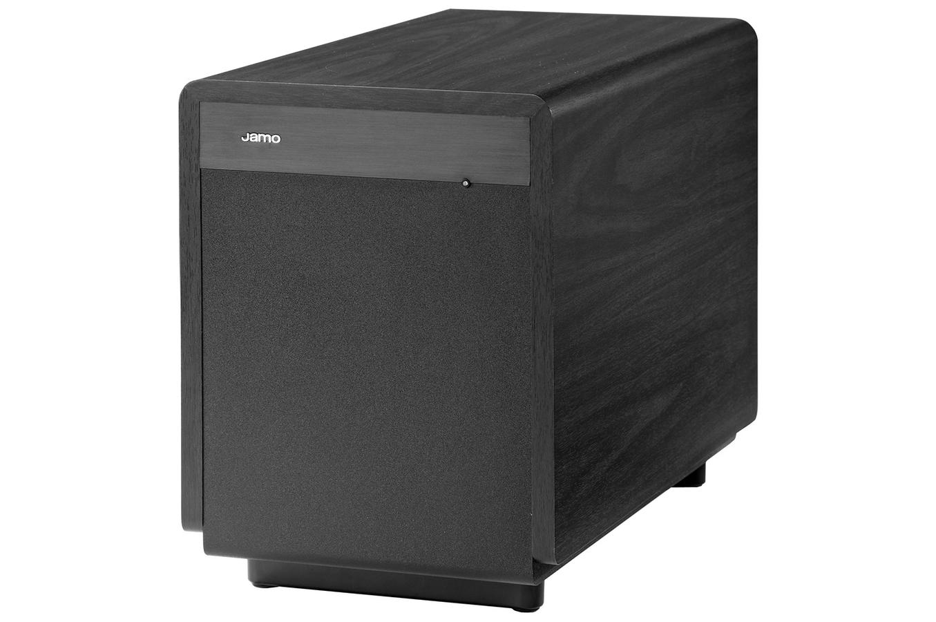 caisson de basses jamo sub 260 noir sub260 4020740 darty. Black Bedroom Furniture Sets. Home Design Ideas