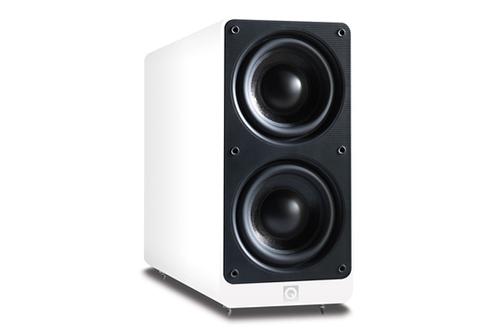 caisson de basses q acoustics q2070i blanc 3699021. Black Bedroom Furniture Sets. Home Design Ideas