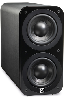 Caisson de basses QA3070S CUIR NOIR Q Acoustics