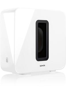 Caisson de basses SUB WHITE Sonos
