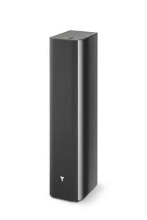 enceinte colonne focal 714 black style x1 darty. Black Bedroom Furniture Sets. Home Design Ideas